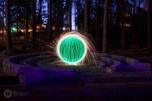 Sparker Orb At Burien Park by SilentMobster42