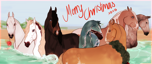 Merry Christmas to you all! by jassukassu