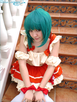Ranka Lee by RikkuValentine
