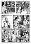 Page comics Lovecraft and Watson by IaneArt