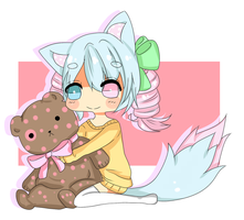 Pastel adopt CLOSED by BunnyBotto