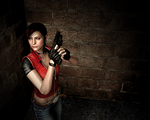 Claire Redfield : Game of Oblivion by ceriselightning