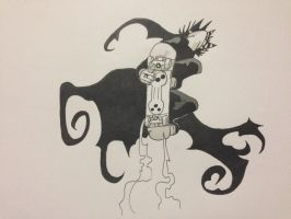 Death the Kid by Phyo91