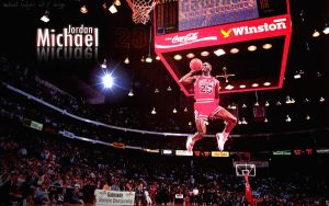 Michael Jordan Wallpaper by SmokaveliSouljah