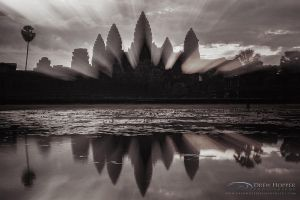 Amazing Angkor Wat by DrewHopper