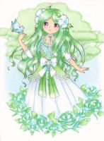 Contest prize: Forest Keeper by SilverChaim