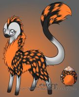 Halloween Egg *HATCHED* [CLOSED] by SnuggieBoo