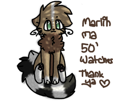 50 Wacher RQ .:Marlih:. by Teapawz