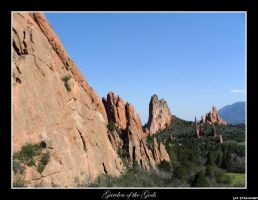 Garden of the Gods by KazuyaDarklight