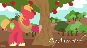 Apple Stallion by kellyn28
