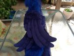 Princess Luna Cuddle Plush Commission by JaiYiKendra