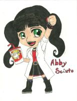 Abby Sciuto by GothPunkPrincess77