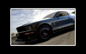 Shelby GT 500 - Forza 2 by Snohawk