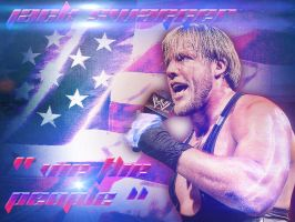 Jack Swagger - We The People [GFX League Entry] V2 by cmpunkster