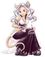 Anime Ratgirl by ursulav