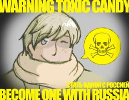 APH - Warning: Toxic Candy by C4L4M1T43R0ST4T0