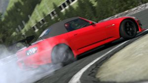 Honda S2000 Drift by PokemonIsTheBest