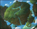 Floating islands by Karbo