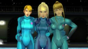 The Three Zero suits by b2009