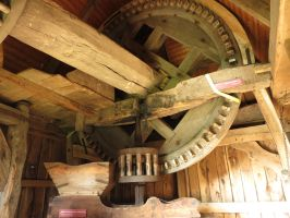 Windmill 2 inside by mrscats