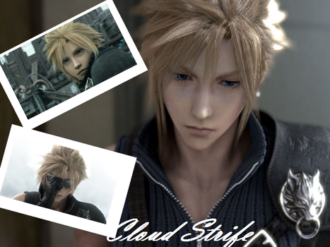 Cloud Strife by InsaneGirl93