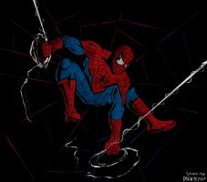 Spider-Man by DrewPepin