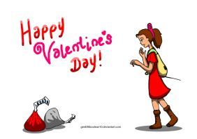 Arrietty's Valentine's Day by geek96boolean10