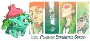 Pokemon Experience Survey by MagpieFreak