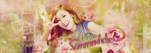 [Signature] Hello Summerholic ! by SuSimSi