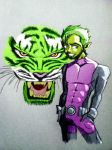 Beast Boy by Nyctoz
