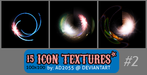 Light Icon Textures II by AD2055