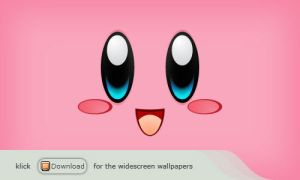 Wallpaper - Kirby by Icetrix
