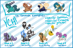 OPEN-YCH/Adopts/Customs/Gatcha Chubby Chibi Ponies by EventidePonies