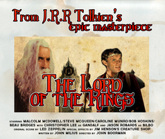 John Boorman's Lord of the Rings by AtomTastic