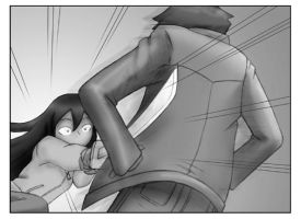 Scrapped Panel 1 by IndustrialComics