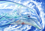 Dolphin's World by Liris-san