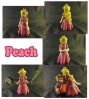 Weekly Sculpture: Peach by ClayPita