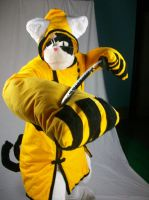 Blazblue: Jubei IV by Razor-t