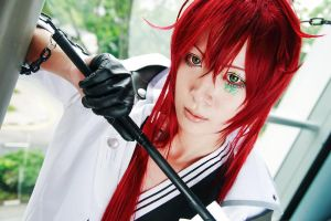 Brave10 - Yuri Kamanosuke by Xeno-Photography
