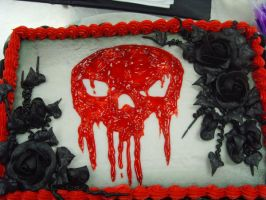 Skull Cake 1 by Christin-Jernigan
