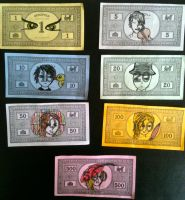 The Money by Katie-Kerry