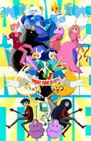 TIME FOR ANIMU ADVENTURES by shihfu