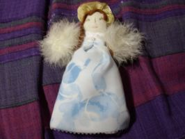 Winter Angel by HypotheticalTextiles