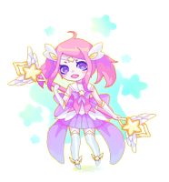 Star Guardian Lux by milkgrrl