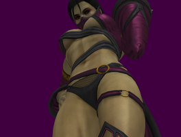 Mileena - What are you looking by FanOfMileenaMK