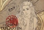 Fanart: House of Targaryen by sionra
