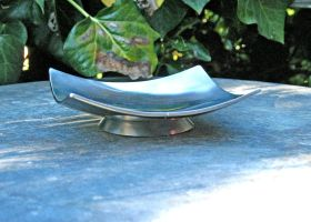 Small Square Serving Dish. by ou8nrtist2