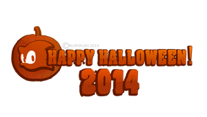 Happy Halloween 2014! by NuryRush