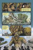 Godzilla Rulers of Earth issue 10 - pg 5 by KaijuSamurai