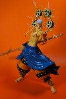ENEL FIGUARTS ZERO ONE PIECE 1 by JIN17094